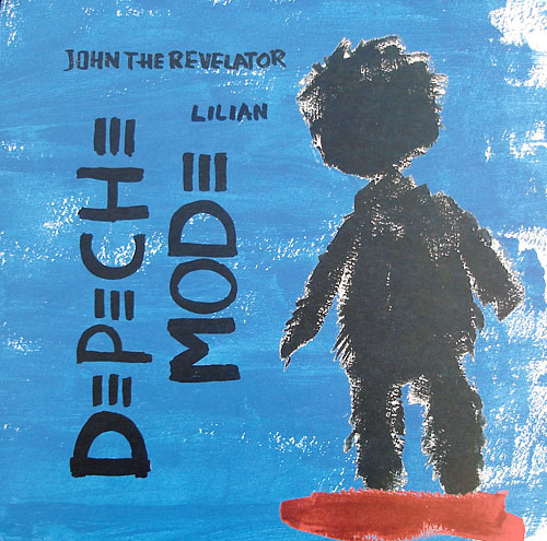 Depeche Mode - John The Revelator / Lilian (Radio CD)
