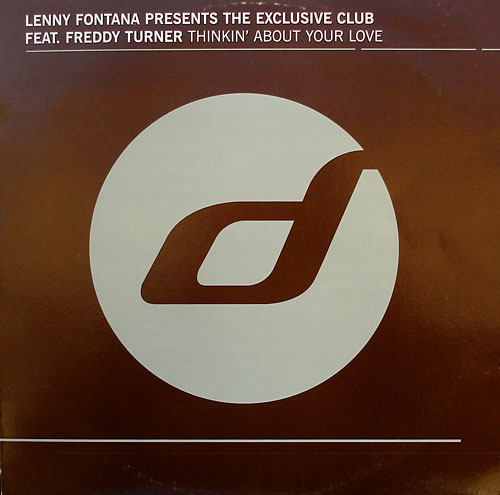Lenny Fontana - Thinkin' About Your Love