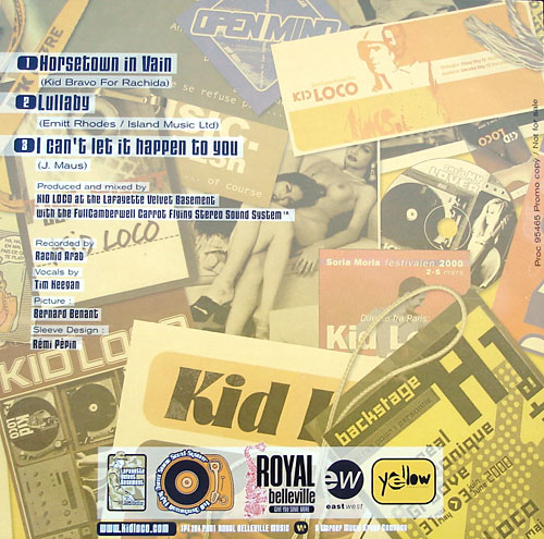 Kid Loco - The Love And Dope And Etc.