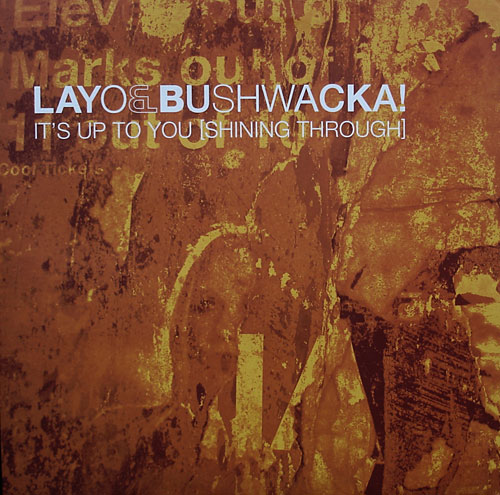 Layo & Bushwacka - It's Up To You