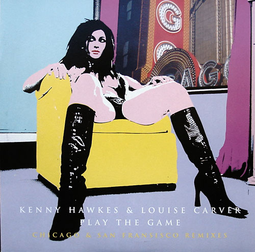 Kenny Hawkes & Louise Carver - Play The Game (Remixes)