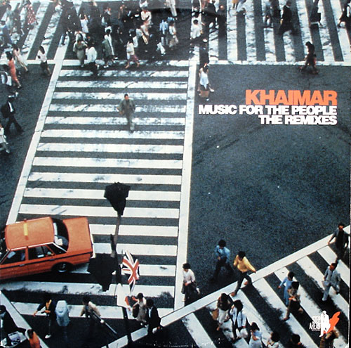 Khaimar - Music For The People Remixes