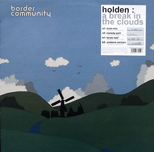 James Holden - A Break In The Clouds