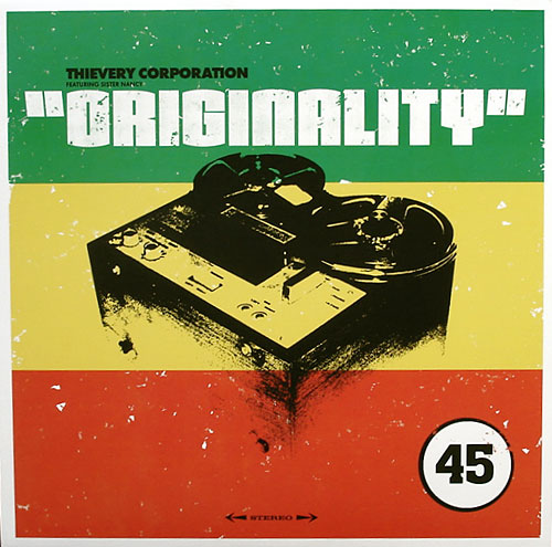 Thievery Corporation - Originality