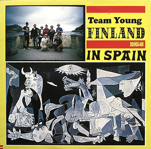 Various - Team Young Finland In Spain