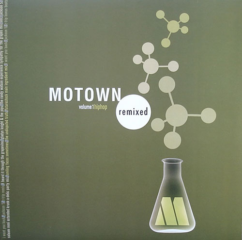 Various - Motown Remixed Vol. 1 HipHop
