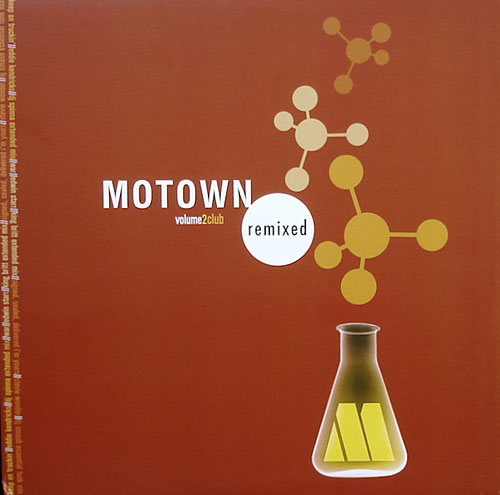 Various - Motown Remixed Vol. 2 Club